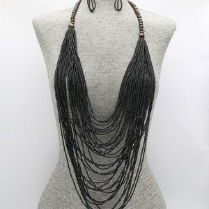 Jewelry - Beaded Necklace Set